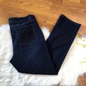 Soft Surroundings Essential Tencel Jeans Size 18